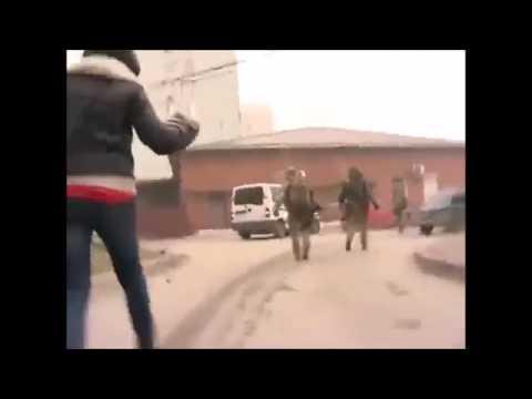 Mariupol: Söldner? verweigert ukrainischer Journalistin Interview