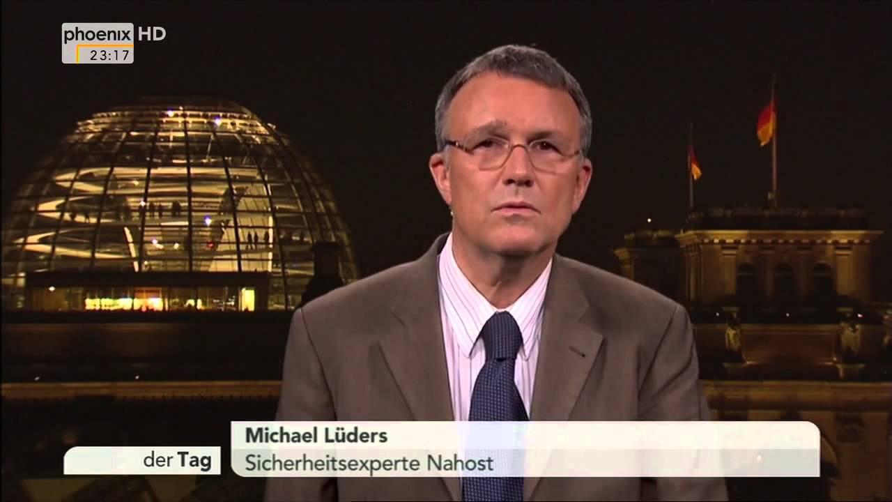 Michael Lüders (Sicherheitsexperte) zur Krise in der Ukraine