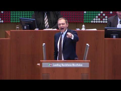 """Christian Lindner: """"Das hat Spaß gemacht"""" – Landtag NRW 29.01.2015 – Bananenrepublik"""