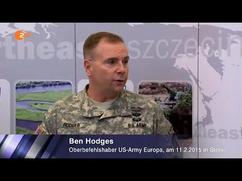 Das US-Militär ist schon in der Ukraine 24.02.2015 – Bananenrepublik