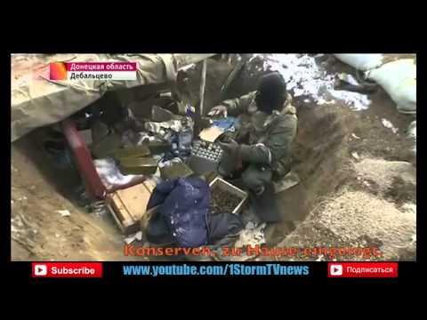 Kriegsgefangene ukrainische Soldaten – russ. TV 23.2.15