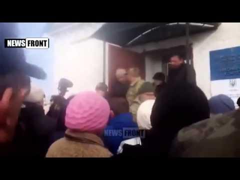 Proteste gegen Mobilisierung l Viele Ukrainer wollen nicht zur Armee