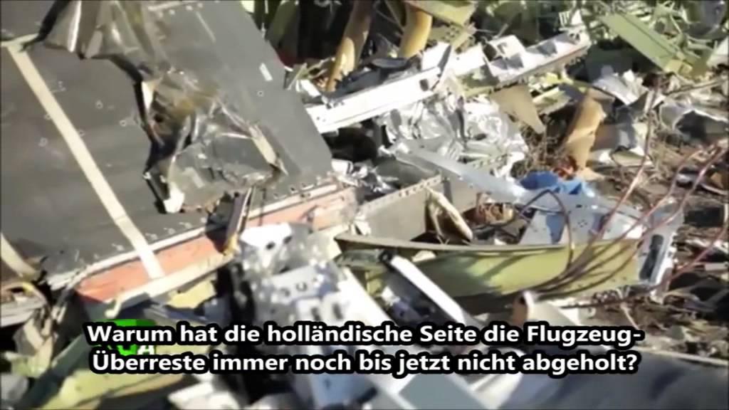 Ukraine: Hintergründe MH17 Flugkatastrophe – RT Doku Teil 1/2
