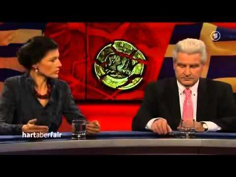 Wagenknecht – Klartext zu Griechenland