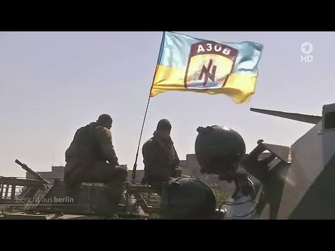 ARD: Poroschenko enttäuscht die Bundesregierung 01.03.2015 Bericht aus Berlin