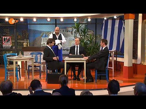 Die Anstalt: Folge 10 vom 31.03.2015 – Max Uthoff und Claus von Wagner – Bananenrepubik