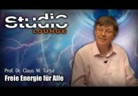 Freie Energie für alle Menschen – Prof. Claus Turtur