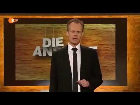 Max Uthoff (Die Anstalt) Über den Journalismus und dessen Niedergang