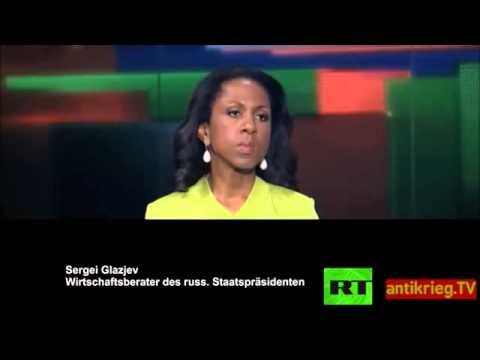 Putin Berater Glazjev  Russland will keinen Krieg! Hochgefährliche SituationRT youtube original