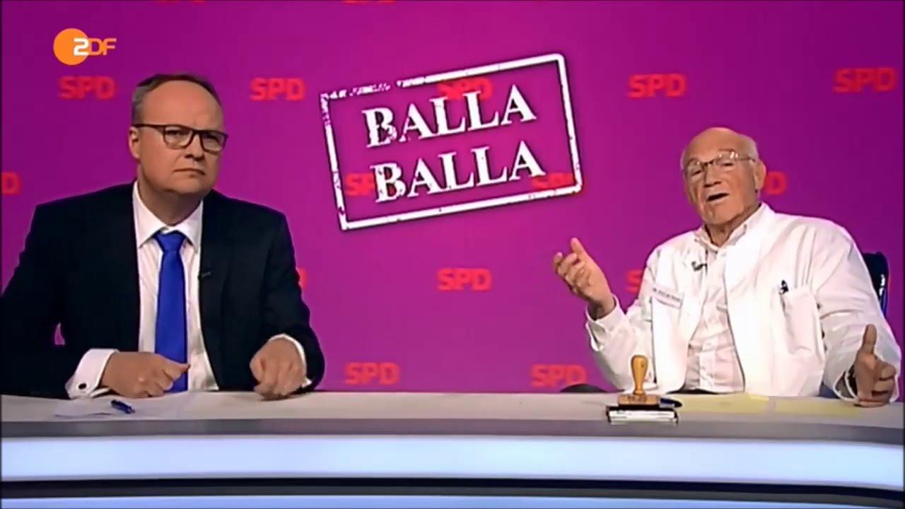 Die SPD ist Balla Balla – heute show 17.04.2015 – Bananenrepublik