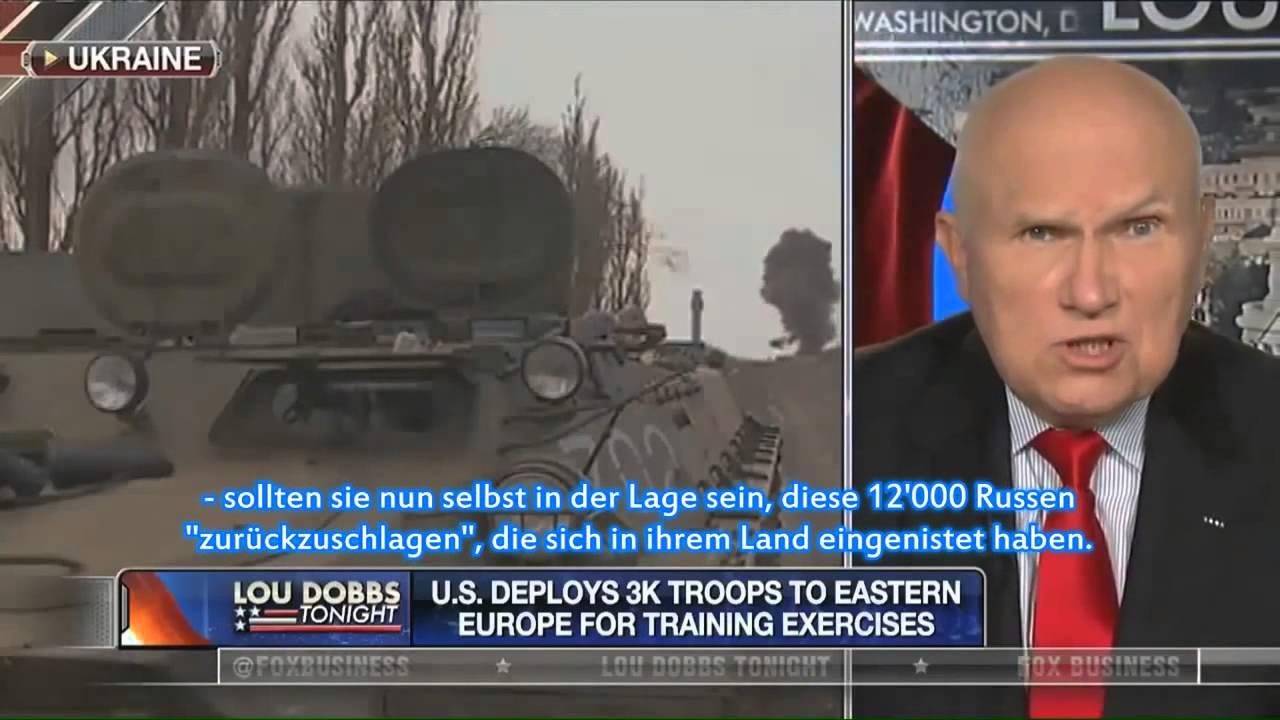 Pensionierter US-General fordert: Anfangen Russen zu töten!
