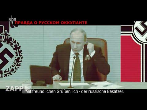 Propaganda trifft Selbstzensur – Journalisten im Propagandakrieg 29.04.2015 – Bananenrepublik