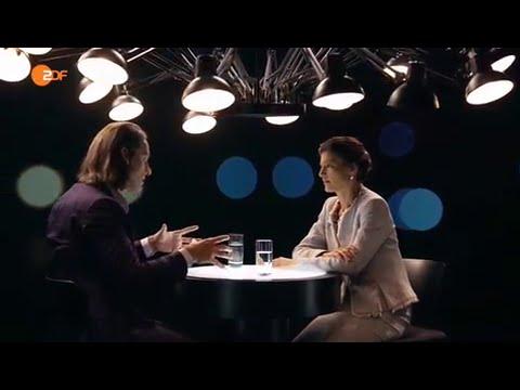 Richard David Precht und Sahra Wagenknecht über eine gerechte Gesellschaft (26.04.2015)