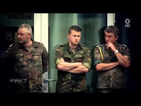 Ukrainische Faschisten im Bundeswehrkrankenhaus behandelt