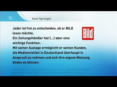 Bildboykott: Kein Einzelhändler darf Pressesortiment bestimmen 29.05.2015 – Bananenrepublik