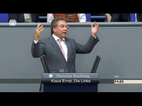 Leiharbeit: Gleicher Lohn für gleiche Arbeit plus 10% – Bundestag 21.05.2015 – Bananenrepublik