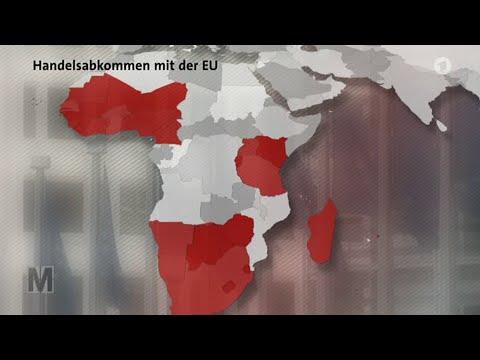 Wie die EU Fluchtursachen schafft, statt sie zu bekämpfen – Monitor 30.04.2015