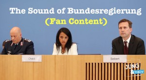 Fan Content: The Sound of Bundesregierung