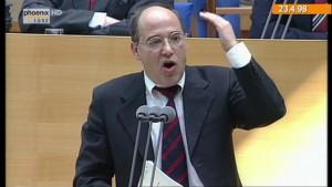 Gregor Gysi: Der Hauptmakel dieser Währungsunion 23.04.1998 – Bananenrepublik