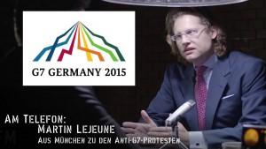 KenFM am Telefon: Martin Lejeune über die Gaza-Hilfsflotte 2015