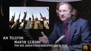 KenFM am Telefon: Martin Lejeune live von der Gaza-Hilfsflotte 2015
