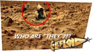 Leben auf dem Mars? Roboter schießt Beweisfotos?
