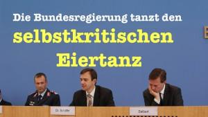 Meilenstein BPK: Naive Fragen an die Bundesregierung, die Fehler eingesteht