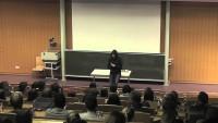 Nico Semsrott: ZEIT CAMPUS Hörsaal-Tour 2015. Fragen & Antworten