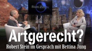 Artgerecht? – Bettina Jung bei SteinZeit (Interview 12.07.2015)