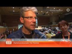 Der  Bundesparteitag der Piraten 2015 in Würzburg 25. & 26-07.2015 – Bananenrepublik