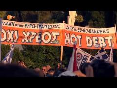 Der Milliardenpoker um Griechenland – 30.06.2015 Frontal 21 – Bananenrepublik