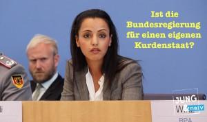 Ist die Bundesregierung für einen eigenen kurdischen Staat?