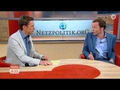 """""""Jetzt erst recht"""" – Netzpolitik beklagt Einschüchterungsversuch 31.07.2015 – Bananenrepublik"""
