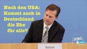 Nach den USA: Kommt die Ehe für alle auch in Deutschland?