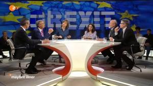 Sind die Griechen noch zu retten? – maybrit illner 02.07.2015 – Bananenrepublik