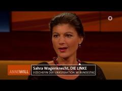 Tsipras lässt das Volk abstimmen – Sahra Wagenknecht bei Anne Will 02.07.2015