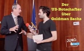 US-Botschafter Murphy über Goldman Sachs