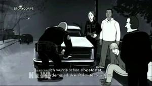 """Verkehrskontrolle: """"Fast hätten sie mich ermordet"""""""