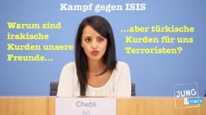 Warum sind irakische Kurden Freunde, aber türkische Kurden Terroristen?