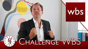 Challenge WBS: Bereut Christian Solmecke das Jurastudium? | Rechtsanwalt Christian Solmecke