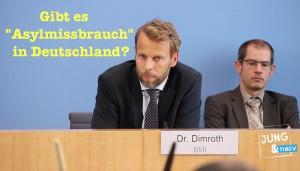 """Gibt es """"Asylmissbrauch"""" in Deutschland?"""