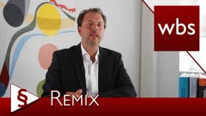 Recht für YouTuber: Sind Remixe erlaubt?   Rechtsanwalt Christian Solmecke