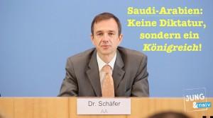 Warum Saudi-Arabien trotzallem ein Freund & Partner Deutschlands ist…