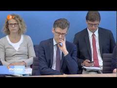 ZDF-Morgenmagazin zu #Landesverrat:  'Seit Mai wird ermittelt'
