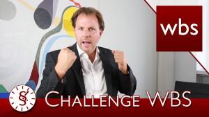 Challenge WBS: Hat die Kanzlei mehr Fälle gewonnen oder verloren?   Rechtsanwalt Christian Solmecke
