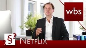 Darf ich meinen Netflix-Account mit Freunden teilen?   Rechtsanwalt Christian Solmecke