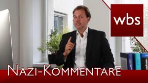Facebook ist für Nazi-Kommentare nach Kenntnis voll verantwortlich | Rechtsanwalt Christian Solmecke