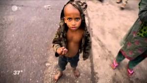 Gesichter der Armut: Leben mit ein paar Cent (Dokumentation 29.09.2015)