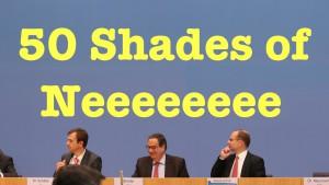 50 Shades of Neeeeeeeee – Komplette BPK vom 9. Oktober 2015