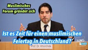 Braucht es einen muslimischen Feiertag in Deutschland?